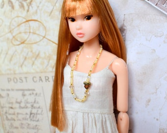 Necklace for Momoko Ooak