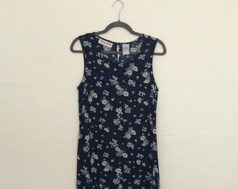 Victoria Holley Daisy Dress (6). Victoria Holley Dress. Daisy Dress. Floral Dress. Vintage Floral. Vintage Dress.