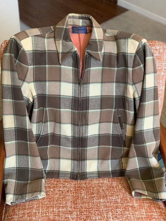1950's Pendleton Jacket