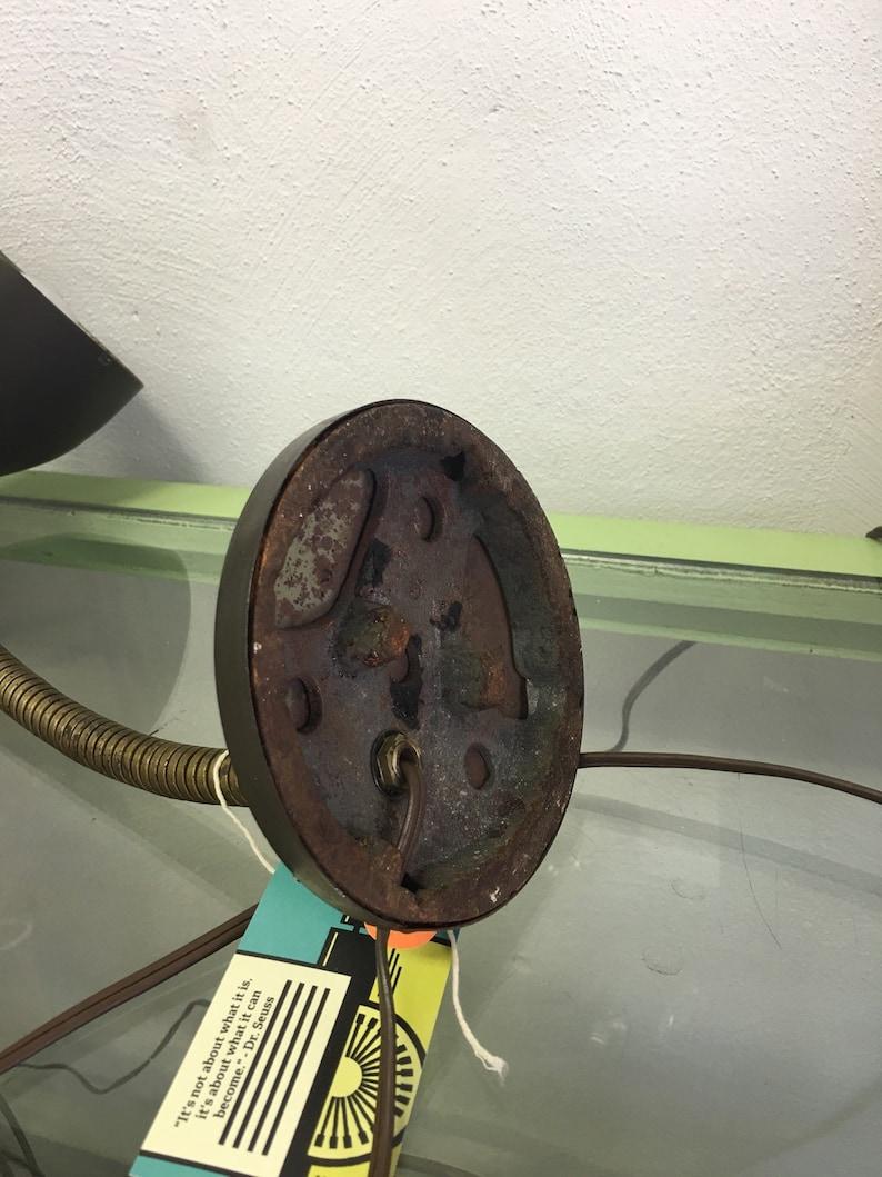 Industrial Desk Light