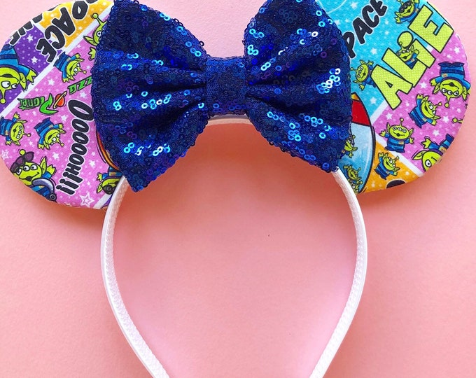 Christmas Snack Mouse Ears || Snacks fabric Mouse Ears || christmas snacks || Ready to Ship