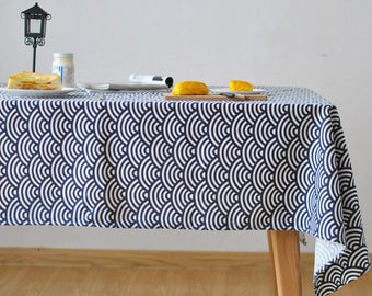 Popular Items For Rectangle Tablecloth