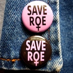 Save Roe v Wade Button, Protect Abortion pin, Pro Abortion Rights Pin, Stop the Bans Pro-Choice Button