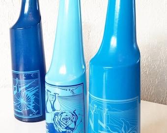 Rosso Antico bottles designed by Salvador Dali 1970s