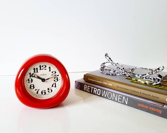 Ruhle alarm clock made in East Germany 1970s