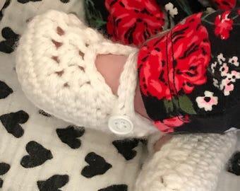 Mädchen Schuhe Häkeln Häkeln Baby Booties Gehäkelte Etsy