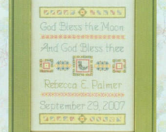 Bless The Moon by Elizabeth's Designs