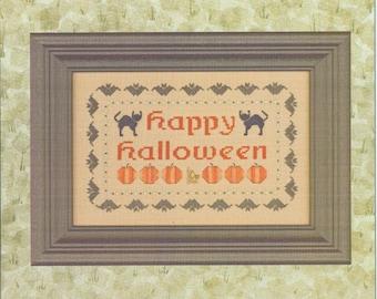Happy Halloween by Elizabeth's Designs