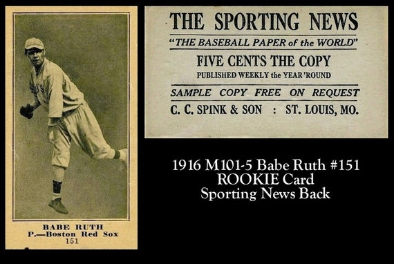 A2 A1 A4 sizes A3 Babe Ruth Vintage Baseball Large Poster