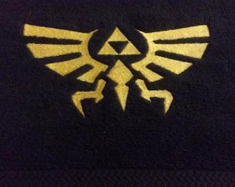 Legend Of Zelda Bath Towel
