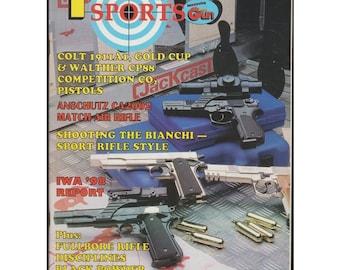 100 Air Rifle Shooting 2 Colour Paper Targets 14cm Pistol Airsoft Gun 100gsm