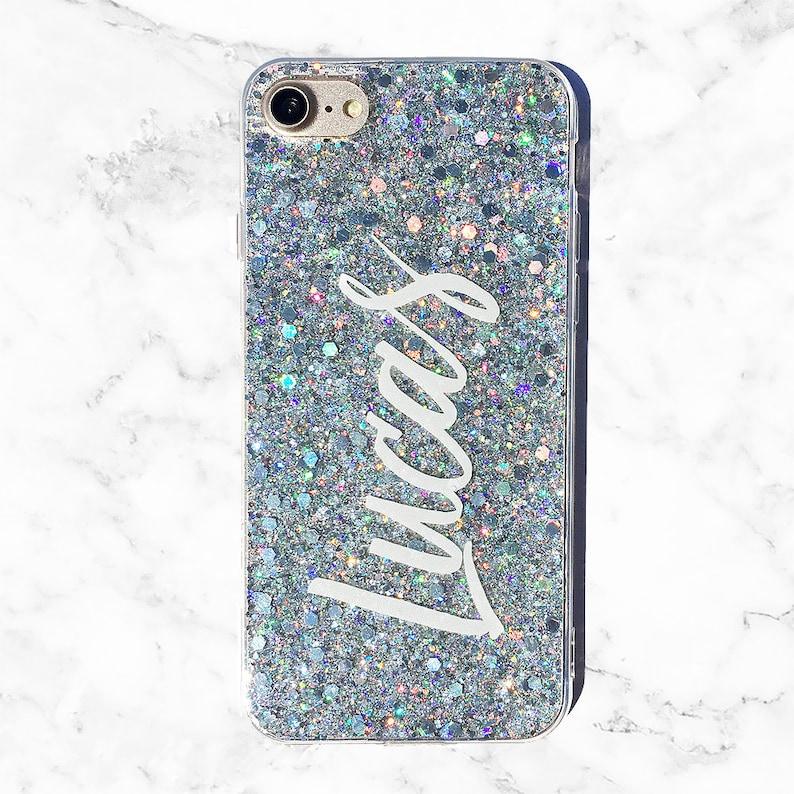 Perfect Glitter iPhone X 8 7 6 6S Plus