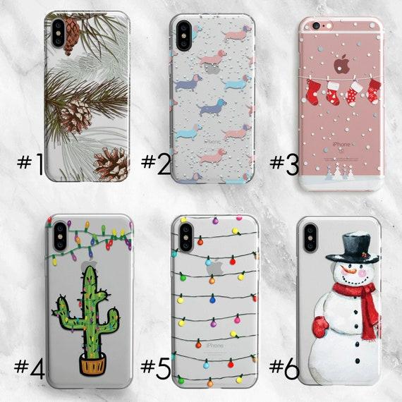 Christmas Snowman 2 iphone case