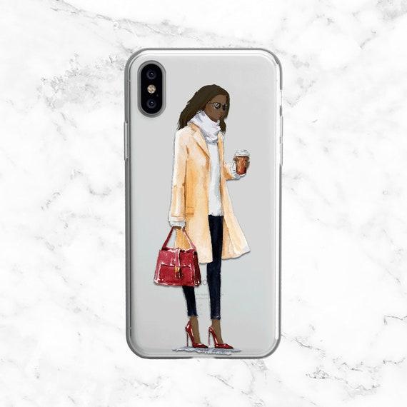 coffee iphone xs max case