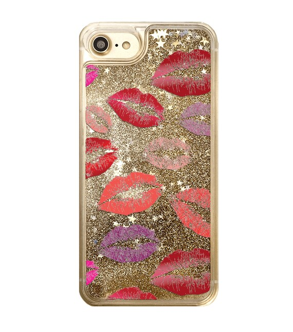 Makeup Artist Gift Gold Glitter iPhone Case iPhone 8  2d02729ddc37