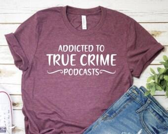 ae86db0f Items similar to true crime shirt, serial killer shirt, you inspire ...
