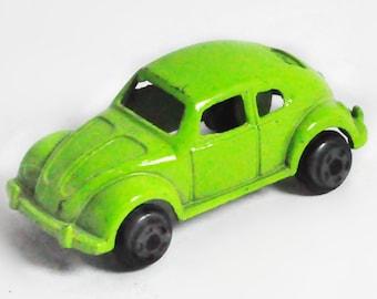 Diecast 1/87 Scale VW Beetle Bug 1970 Zylmex or Playart Hong Kong