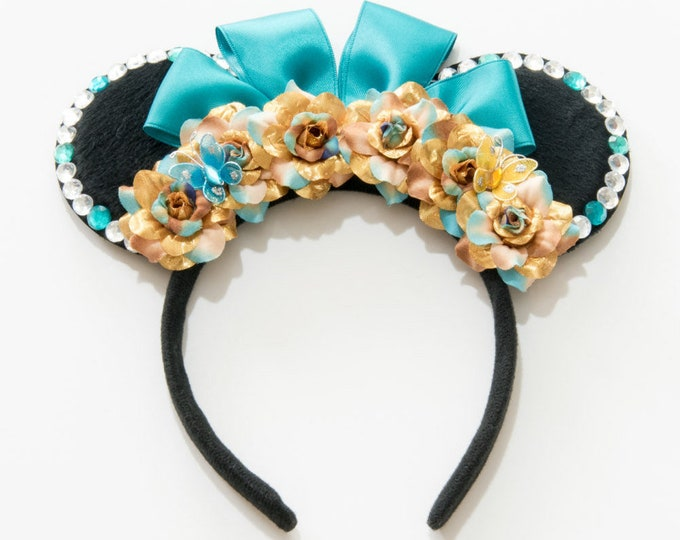Pocahontas Mouse Ears Headband