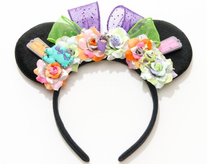 Monsters Mouse Ears Headband
