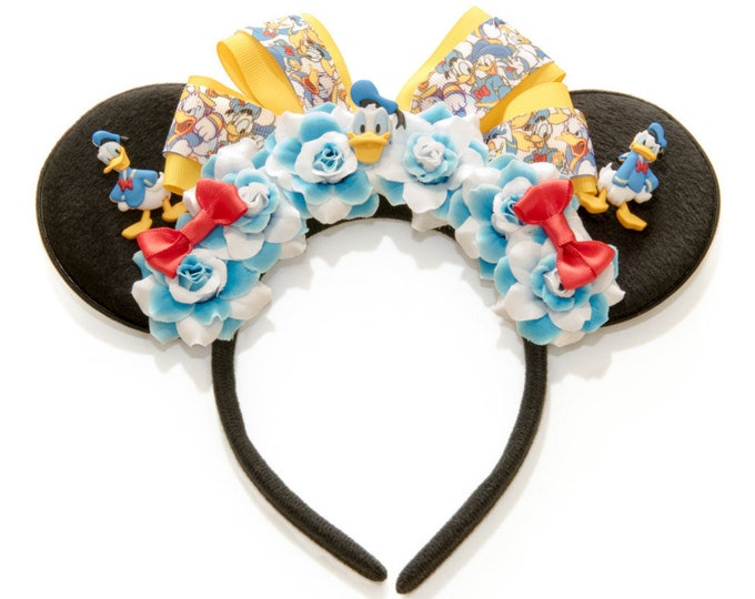 Donald Mouse Ears Headband