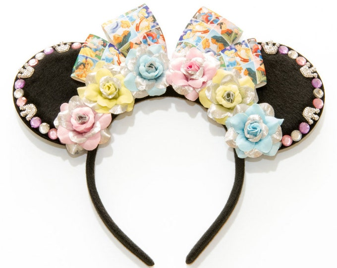 Princess Mouse Ears Headband