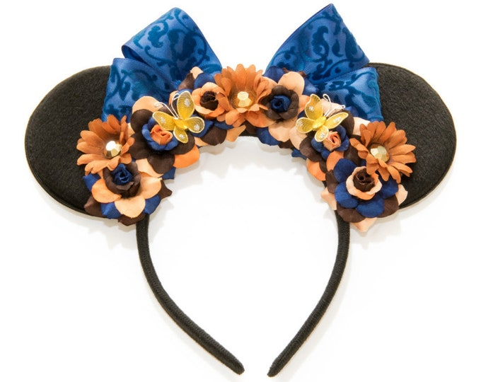 Brave Princess Mouse Ears Headband