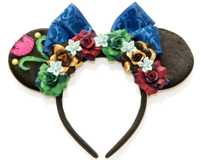 Princess Anna Mouse Ears Headband