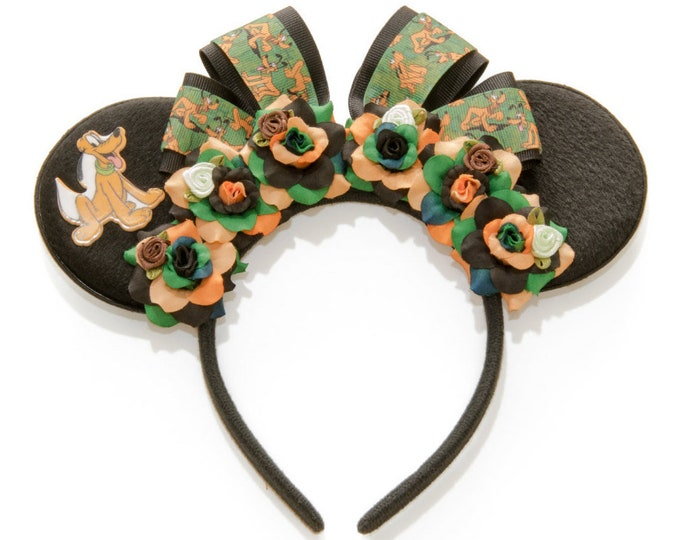 Classic Puppy Mouse Ears Headband