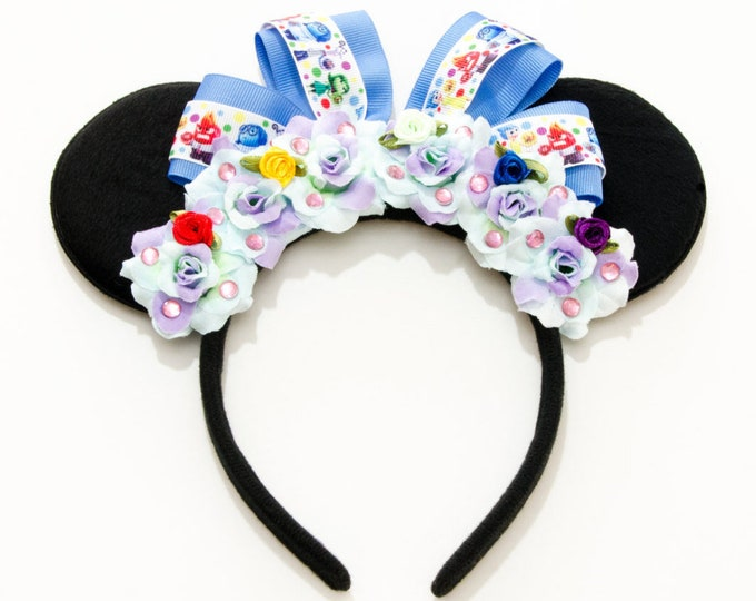 Emotions Mouse Ears Headband