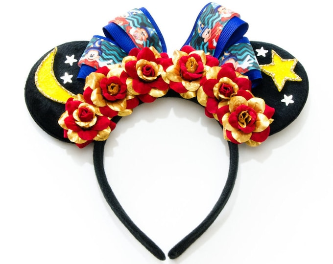 Sorcerer Mouse Ears Headband