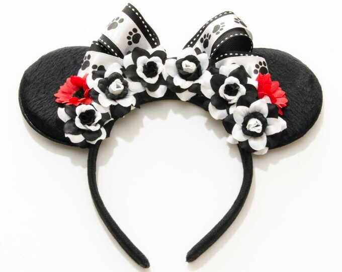101 Dalmatians Mouse Ears Headband