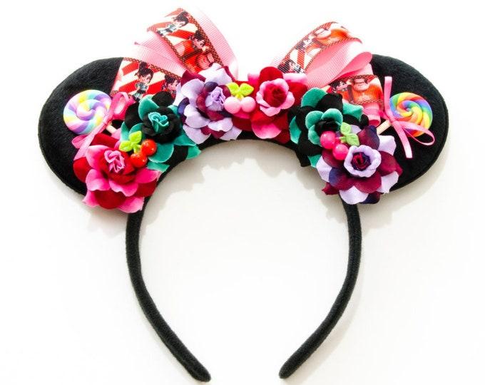 Sugar Rush Mouse Ears Headband
