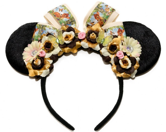 Young Prince Mouse Ears Headband