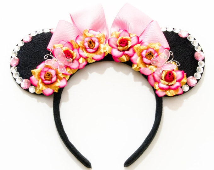 Aurora Mouse Ears Headband