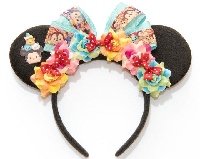 Tsum Tsum Mouse Ears Headband