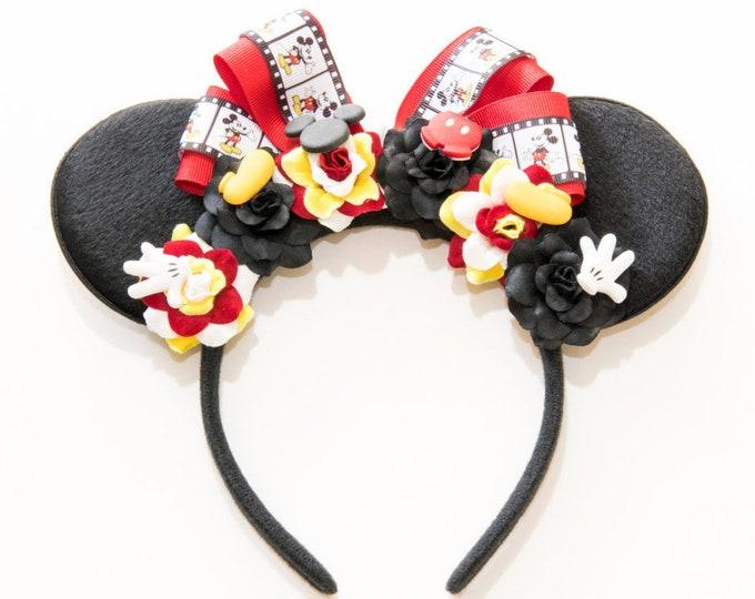 Classic Mickey Ears Headband