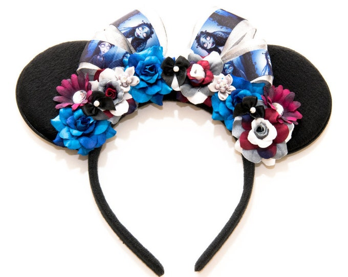 Corpse Bride Mouse Ears Headband