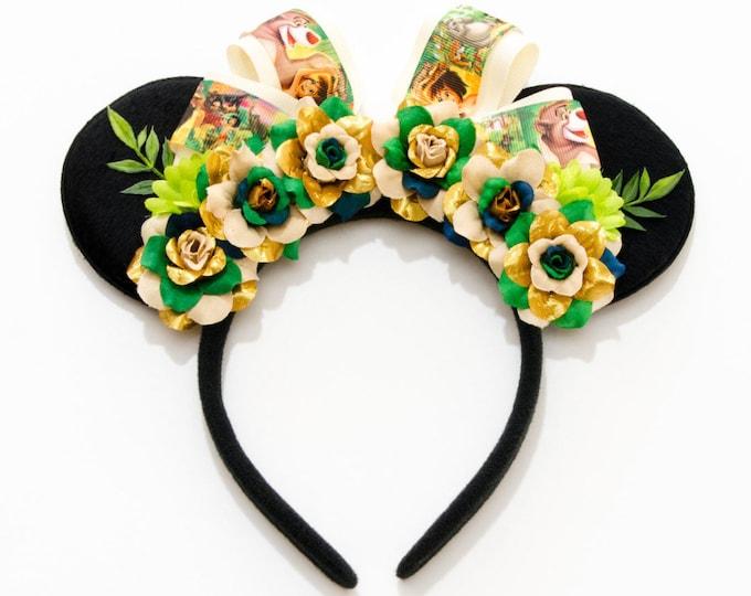 Jungle Book Mouse Ears Headband