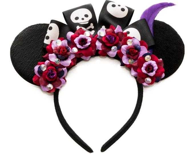 Dr Facilier Mouse Ears Headband