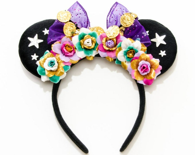 Esmeralda Mouse Ears Headband