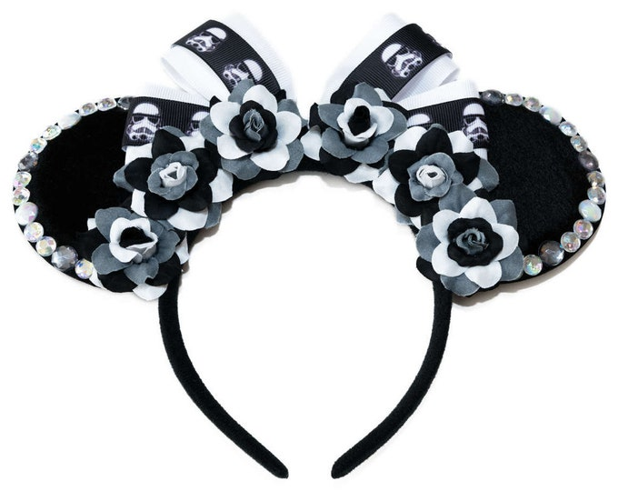 Stormtrooper Mouse Ears Headband