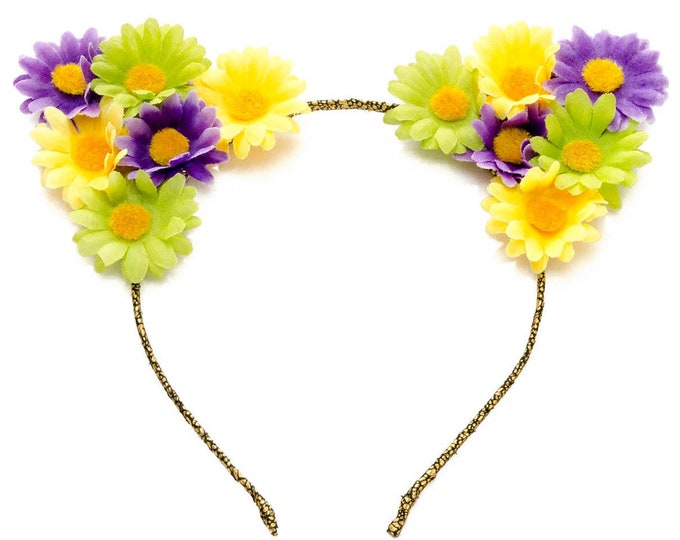 Mardi Gras Cat Ears