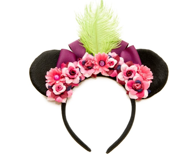 Anastasia Mouse Ears Headband