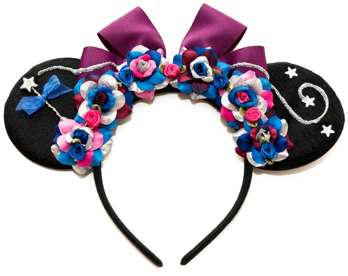 Fairy Godmother Mouse Ears Headband