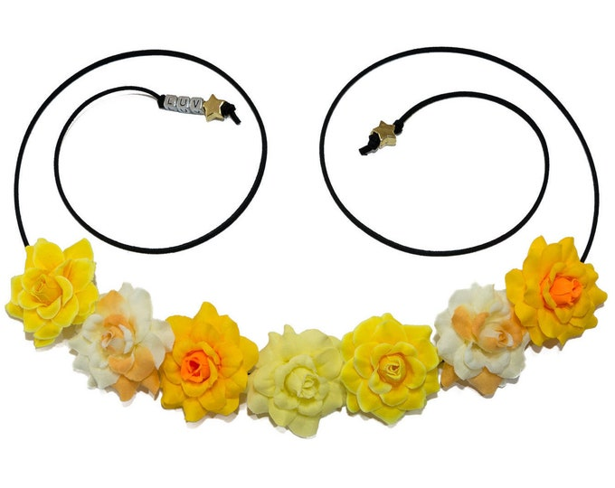 Gemini Flower Crown