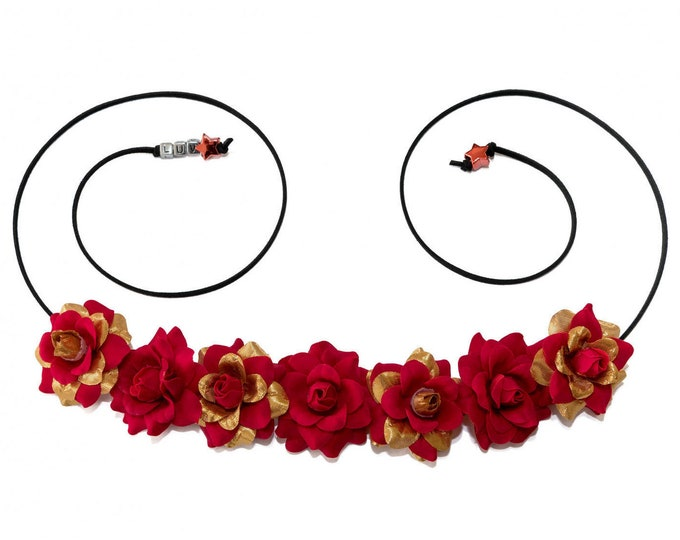 Command Trekker Flower Crown