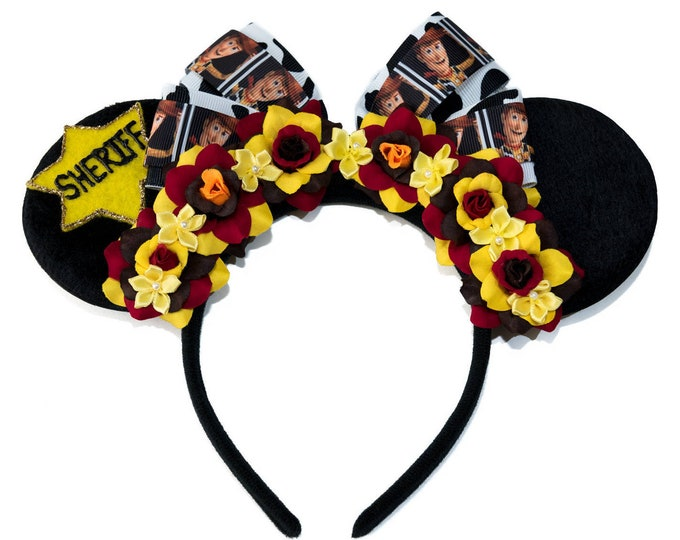 Sheriff Woody Mouse Ears