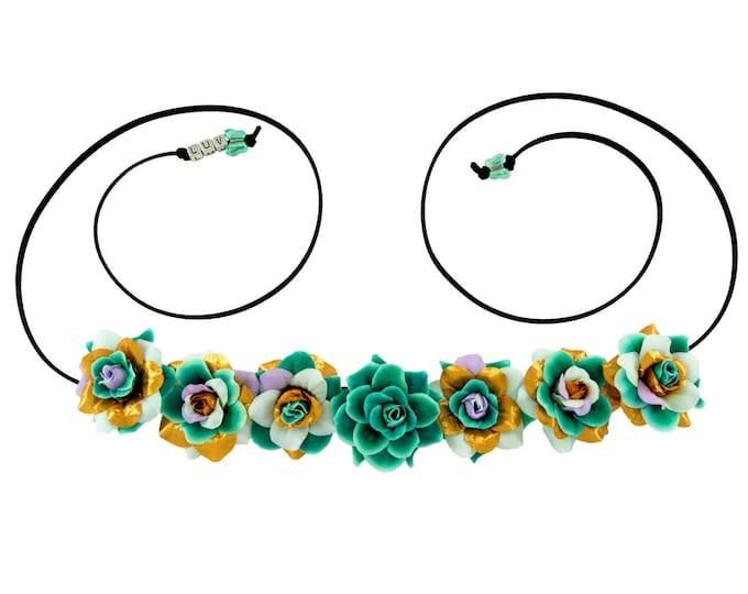Jasmine Flower Crown