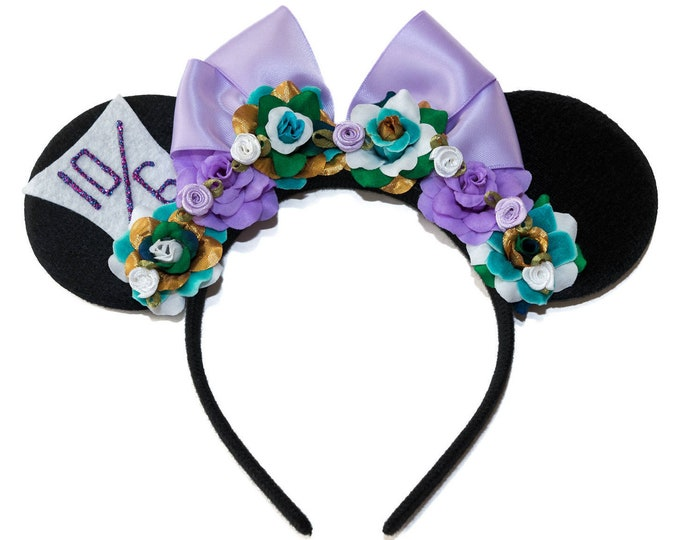 Mad Hatter Mouse Ears