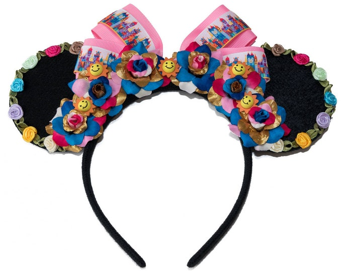 It's a Small World Mouse Ears Headband